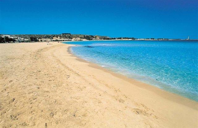 La spiaggia dell'Isola delle Correnti - Porto Palo di Capo Passero (SR)