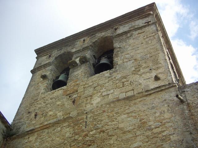 Torre Normanna (Torre campanaria di S. Pietro) di Calascibetta (EN)