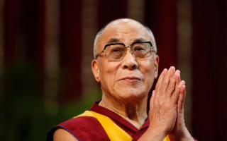 Il Dalai Lama torna a Palermo dopo oltre vent'anni