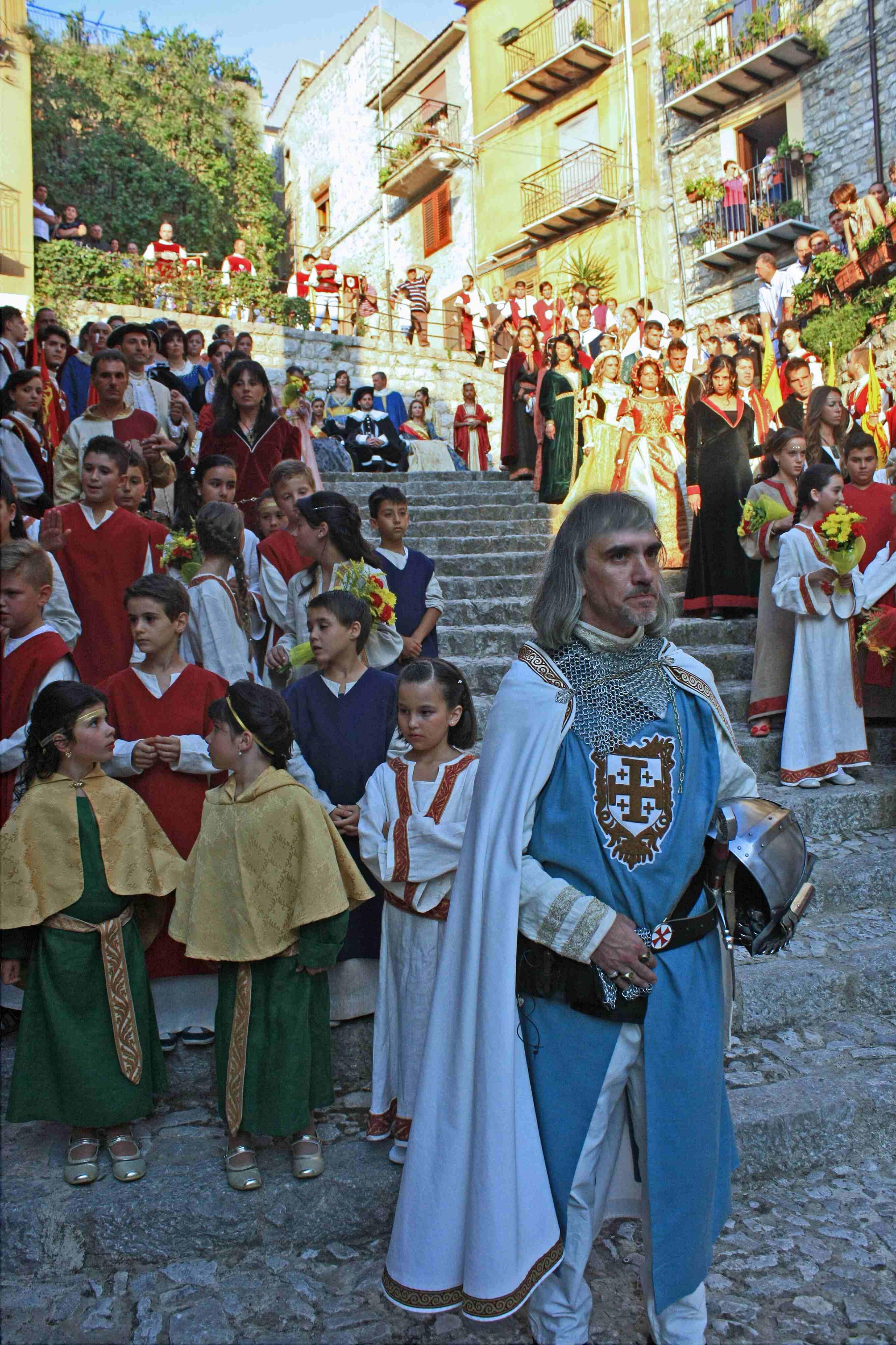 Alla scoperta dei Tesori del borgo medievale