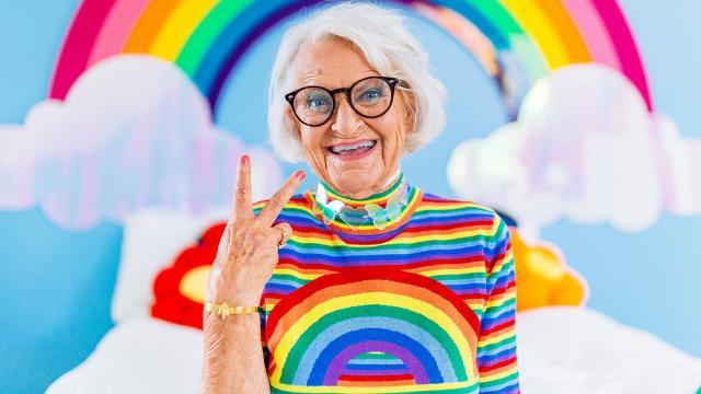 Baddie Winkle, 89 anni e più di tre milioni di follower su Instagram