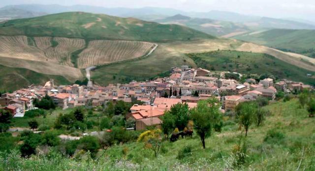 Panorama di Bompietro