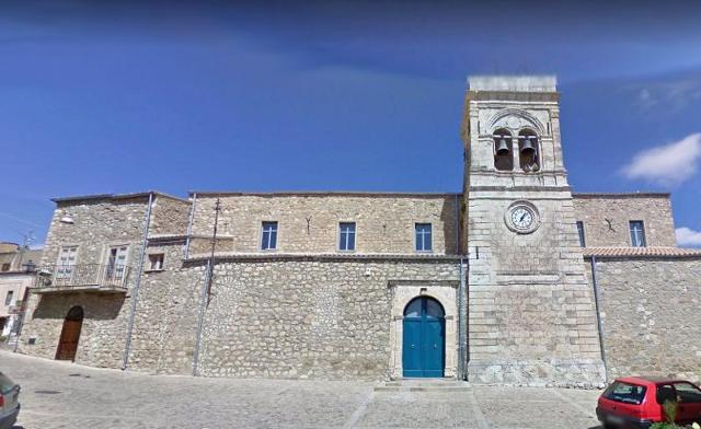 La Chiesa Madre di Bompietro