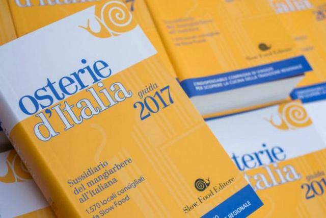 Tra le migliori Osterie d'Italia, secondo Slow Food, 20 sono siciliane