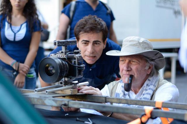 Il regista Nino Giuffrida