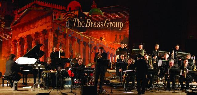 Brass Group Orchestra Jazz Siciliana