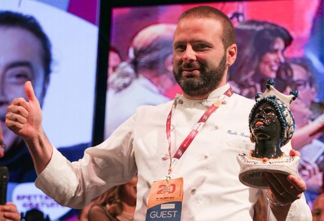 Paolo Romeo vince il Campionato italiano di Cous Cous