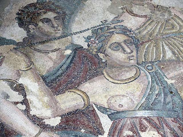 I Mosaici della Villa romana del Casale di Piazza Armerina