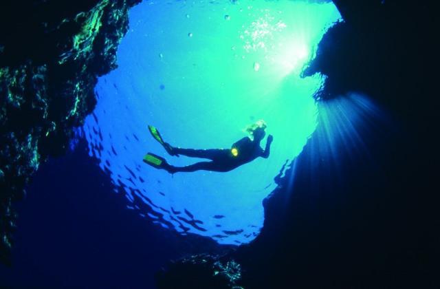 Quella di Ustica è stata la prima Riserva marina d'Italia, istituita nel 1986...