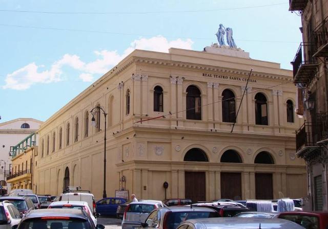 Real Teatro Santa Cecilia - Palermo
