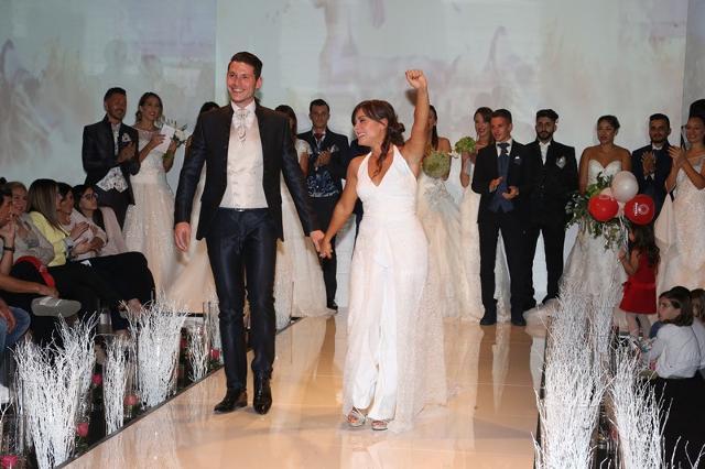 Wedding and Living regala un intero matrimonio alla coppia perfetta