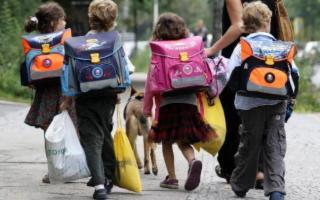 Si torna a scuola: bambini e ragazzi dovrebbero mangiare meglio...