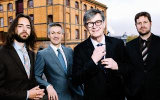 Darius Brubeck Quartet in 'Plays the music of Dave Brubeck'