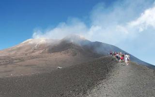 L'Etna ad alta quota - Crateri sommitali e Valle del Bove