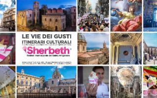 Le Vie dei Gusti – Itinerari Culturali Sherbeth Festival