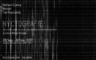 Nyctografie. Scritture tra il visibile e l'invisibile