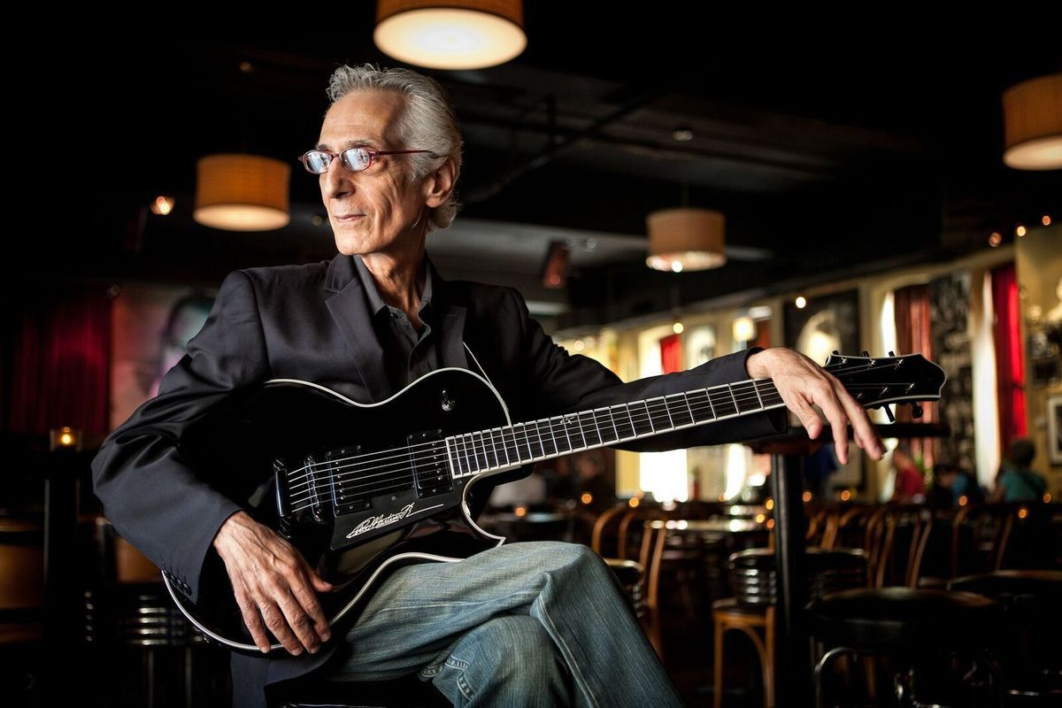 Pat Martino Trio in 'The nature of guitar'