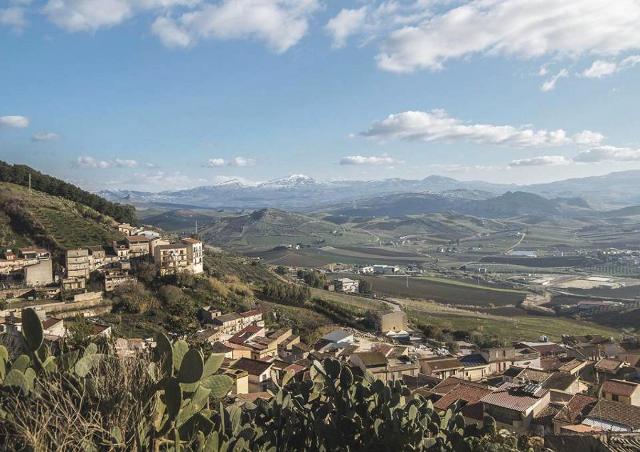 Panorama di Camporeale