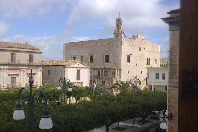 Il Castello di Chiaramonte a Favara