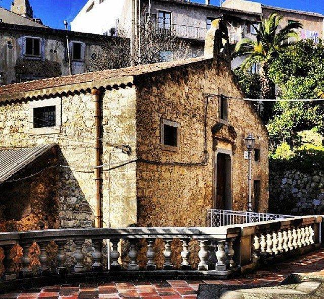 La piccola Chiesa di San Biagio - Naso (ME)