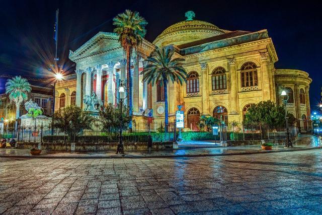 Il Teatro Massimo di Palermo in attivo per il quinto anno consecutivo
