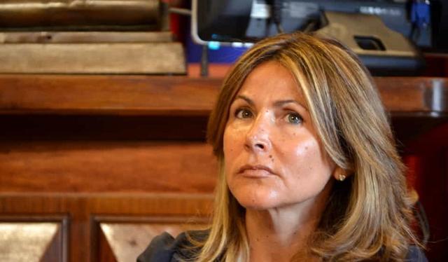 L'assessore alla Mobilità di Palermo Iolanda Riolo