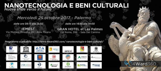 A Palermo si parla di Nanotecnologia e Beni culturali