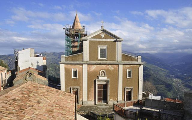 Chiesa di San Cono a Naso (ME)