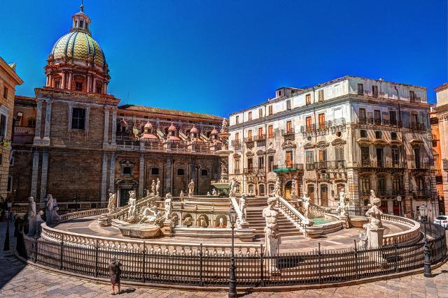 Alla scoperta di Palermo, Capitale della cultura 2018