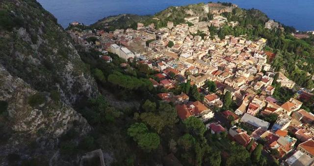 Panorama di Taormina