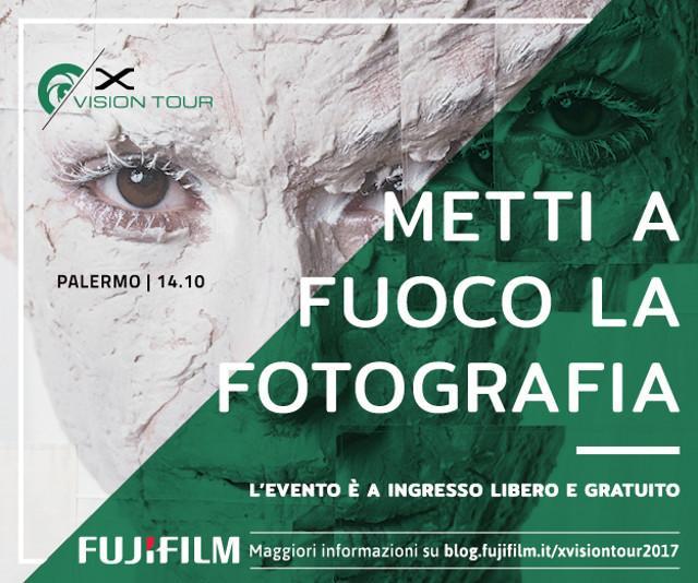 Palermo ospita l'X-Vision Tour