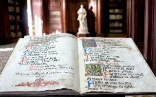 Giornate FAI alla Biblioteca Lucchesiana