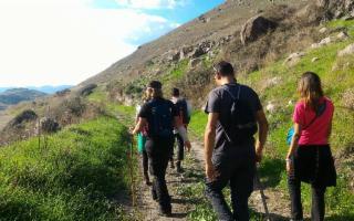 Moderni camminatori per mappare l'antica Trasversale sicula