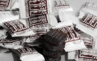 Quell'antica fabbrica di caramelle nel cuore di Ballarò...