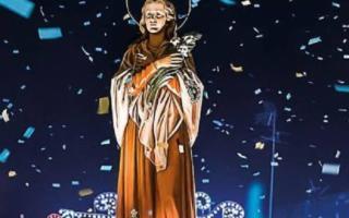 Festeggiamenti in onore di Santa Maria Goretti