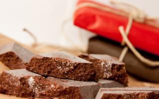 Presto il marchio Igp per il cioccolato di Modica