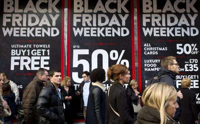 È ''Black Friday'' anche a Palermo