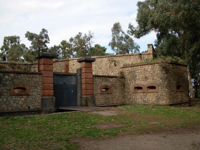 Forte Campone - Messina