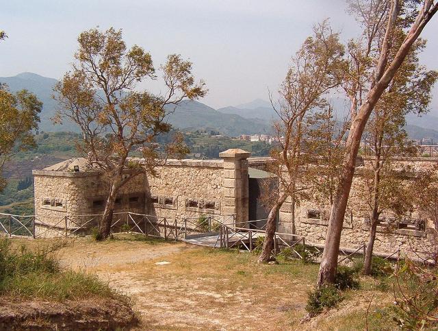 Forte Monte dei Centri - Messina
