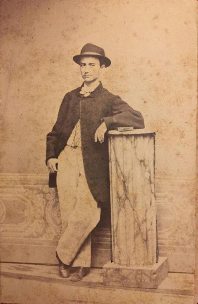 Giuseppe Patiri (Termini Imerese, 10 ottobre 1846 - ivi, 1º marzo 1917), paletnologo, etnologo e studioso di storia locale;  promotore del carnevale termitano, uno dei più antichi d'Italia