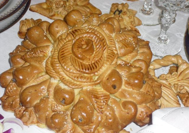 """Il Pane di Salemi è probabilmente uno dei più suggestivi """"pani rituali"""" italiani"""