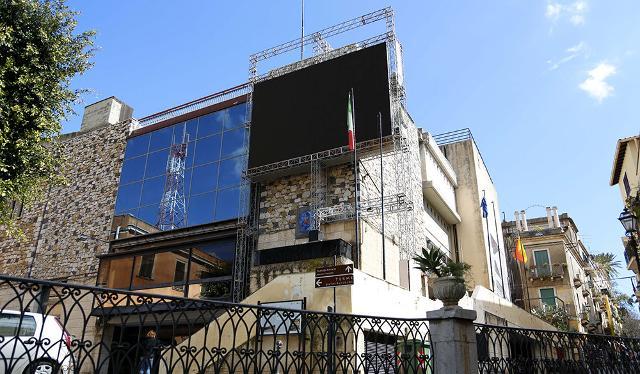 Entro l'anno il bando per la gestione del Palacongressi di Taormina