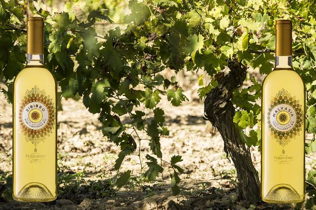 Dalle Cantine Pellegrino i primi vini liquorosi biologici italiani