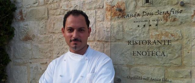 Lo chef Vincenzo Candiano