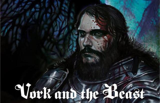 Da gennaio le prime proiezioni di  ''Vork and the Beast''