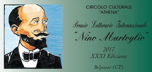 XXXI Edizione del Premio Letterario Internazionale ''Nino Martoglio''