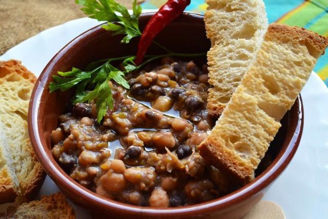 I legumi di Sicilia: ''gioielli piccolissimi, ma gioielli''