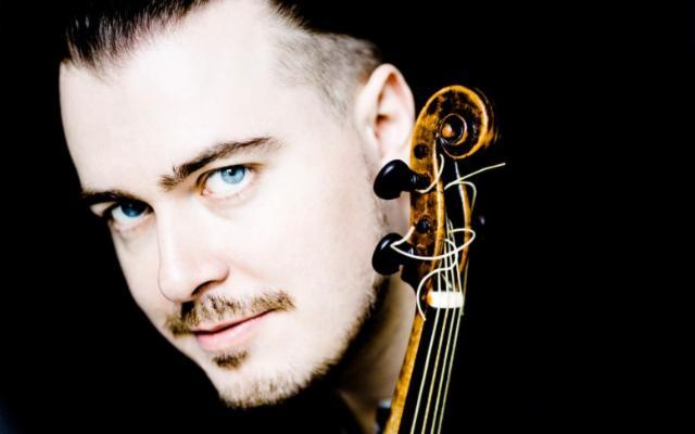Dmitry Sinkovsky con l'Arianna Art Ensemble.