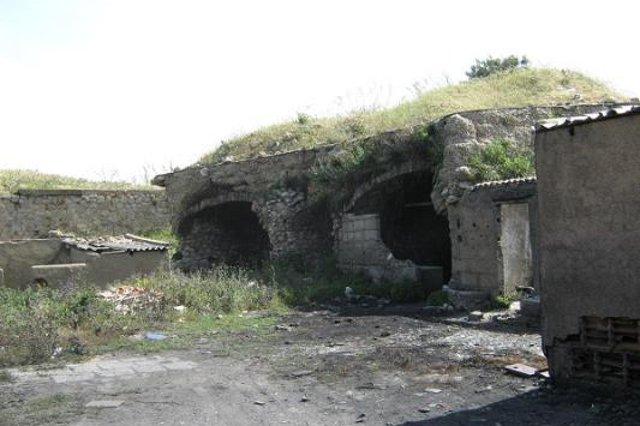 Forte Crispi (Batteria Minaja)