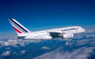 Da Catania a Parigi con Air France